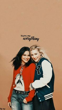 Wallpapers Riverdale - Betty and Veronica Riverdale Betty And Veronica, Veronica Lodge Riverdale, Riverdale Series, Kj Apa Riverdale, Riverdale Poster, Riverdale Netflix, Riverdale Quotes, Riverdale Cheryl, Riverdale Aesthetic