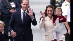 Prince William reveals daughter is 'always reading'
