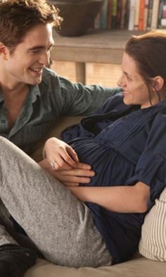 Twilight: Eclipse - Edward Cullen & Bella Swan (Robert Pattinson and Kristen Stewart)