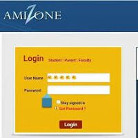 Amity Amizone Student | Parent Login: Amity International
