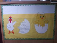 Chick - hatching board!