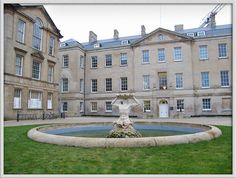 former Radcliffe Infirmary building by Isisbridge, via Flickr