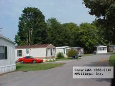 Skyline Mobile Home Village in Bowling Green, KY via MHVillage.com