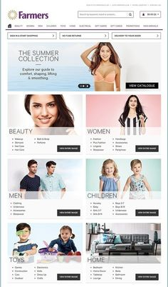 Why ecommerce retailers should never place products on the homepage   Econsultancy