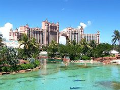 Out of all the nice places I've been too I can't believe my first time in Atlantis was this spring break.
