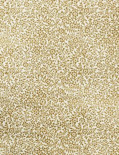 "Yuzen Handmade Sheet, Gold Flowers on White $18.00 39"" x 26"""