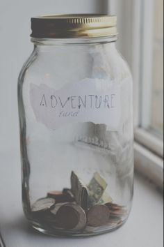 Adventure..... NEED TO SAVE maybe start ONLY using cash?