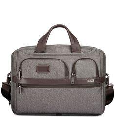 062ebf039cac Tumi Men s T-Pass Medium Slim Laptop Briefcase   Reviews - Bags   Backpacks  - Men - Macy s
