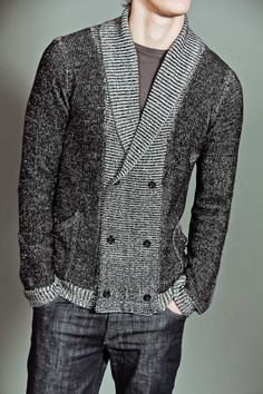 Chambers Mont Cardigan Sweater - @Nicole Snipes this might look good on Greg