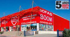 TIENDA DE MUEBLES BOOM en MARTORELL - BARCELONA AVINGUDA DEL CONGOST 37 (Polígono Industrial El Congost) MARTORELL  (BARCELONA)