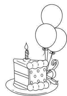 Happy Birthday Printable Coloring Pages - √ 27 Happy Birthday Printable Coloring Pages , 25 Free Printable Happy Birthday Coloring Pages Easy Coloring Pages, Coloring Pages To Print, Coloring Sheets, Coloring Pages For Kids, Coloring Books, Cupcake Coloring Pages, Free Printable Coloring Pages, Art Drawings For Kids, Drawing For Kids