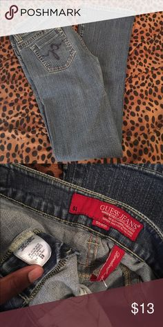 Guess Jeans Guess Jeans. Straight leg. Size 29. Great condition Guess Jeans Straight Leg