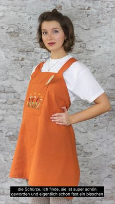 Apron Dress, Dress Up, Diy Kleidung, Cosplay Diy, Couture, Sewing For Beginners, Refashion, Vintage Sewing, Diy Clothes