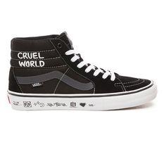 9b83b9342b Vans X Cult Sk8-Hi Pro Shoes