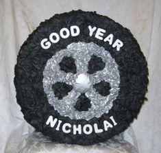 Tire Pinata