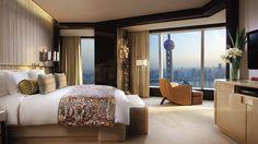The Ritz-Carlton Shanghai, Pudong - Shanghai Hotels - Shanghai, China - Forbes Travel Guide