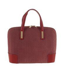 ORE 10 Pisa Handbag, Red