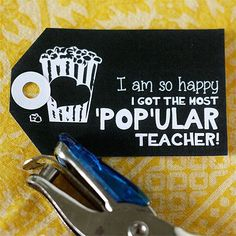 Free Teacher Appreciation popular teacher tags! Get yours! www.skiptomylou.org #teacherappreciation #teachertags #teachergiftideas