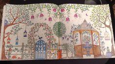 Inspiratie Mijn eerste werkjein Mijn geheime tuin.