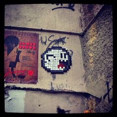 Street Art + Geek // Marseille (France)