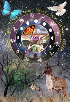 °Zodiac Wheel of the Year