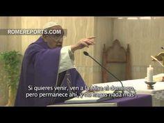Francisco en Santa Marta: No cerréis las puertas de la Iglesia a quienes quieren mejorar