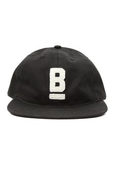 OMFGCO x Bridge & Burn Ball Cap Black