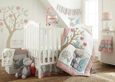 woodland themed baby bedding - Google Search