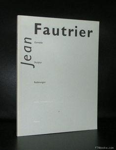 Jean Fautrier# GEMALDE,SKULPTUR, RADIERUNGEN# 1987, nm