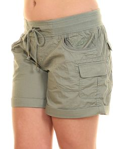 Inseption - Rip Curl - Womens - Almost Famous Short - Vetiver