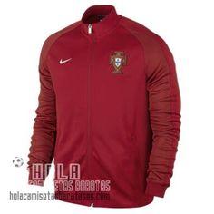 Chaquetas De Portugal Rojo 2016  €32.9