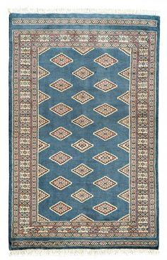 Handgeknüpfter Teppich U0026quot;Yaldaru0026quot;, Kibek Living, Teppich, ...