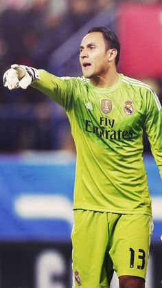 Navas Keylor real madrid