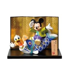 NEW Mickey Mouse Mickey and Donald doll Tokyo Disney Resort limited koinobori #Disney