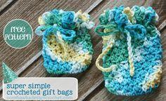 Free Pattern Gift Bags