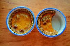 crazy loved. kitchen stories : Dýňový koláč s meruňkami (bezlepkový)