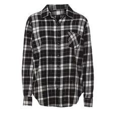 tails shirt ($11) ❤ liked on Polyvore featuring tops, shirts, flannels, shirt top, flannel tops, tail shirts, classic fit shirt and flannel shirt