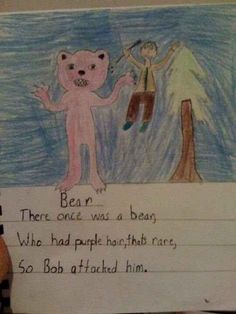 And moments of pure poetic enchantment. | The 28 Funniest Notes Written By Kids In 2013