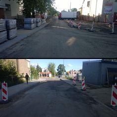 Od tygodnia trwa remont odcinka ulicy Firlejowskiej. Drugi aż do rzeki ma zrobić miasto w 2016/2017 a kawałeczek do ścieżki jest wpisany do tego Budżetu Obywatelskiego.