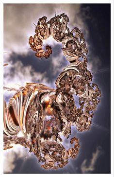 Mandelbulb Spirals | Metafractals, 2021. #fractalart, #spirals, #juliaset, #mandelbulb, #mb3d
