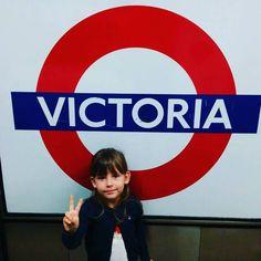 Vittoria di nome e di fatto! #trendykids #London #instakidsfashion #holidays