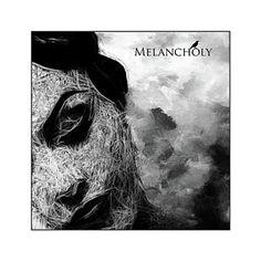 Melancholy Painting - Melancholia by Steve K