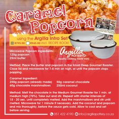 Microwave Popcorn, Pottery Making, Healthy Cooking, Make It Simple, Easy, Recipes, Gourmet, Recipies, Ripped Recipes
