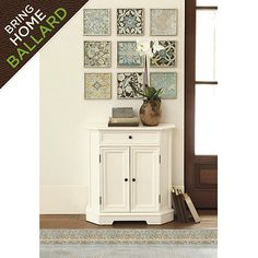 Small entryway cabinet -as entry  console in black or green or upstairs somewhere.seems that it could go somewhere (even downstairs b-room?)