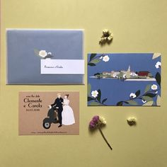 Wedding invitations - Cristina Amodeo