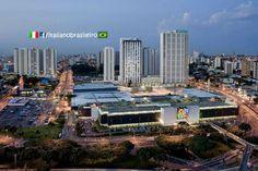 Shopping Center, Wonderful Places, New York Skyline, Times Square, Green, Travel, St Bernards, Rio De Janeiro, City