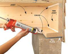 Expert Energy Saving Tips Oh boy do I have to do this!Expert Energy Saving Tips: The Family Handyman Basement Renovations, Home Renovation, Home Remodeling, Energy Saving Tips, Save Energy, Energy Saver, Home Fix, Diy Home Repair, Home Repairs
