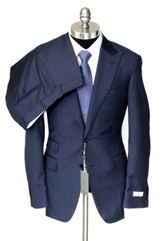 Canali Suits at Frieschskys  |  http://www.frieschskys.com/suits