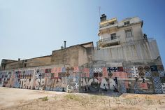 Waar street art en azulejos samenkomen | Saudades de Portugal