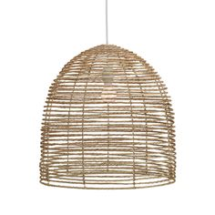 We quickly fell for the casual ambiance of the Brennan Chandelier. Inspired by the natural world and a beautiful beehive, this chandelier features a three-tier collapsible metal frame delicately wrappe...  Find the Brennan Chandelier, as seen in the Bohemian Summer Solstice Collection at http://dotandbo.com/collections/bohemian-summer-solstice?utm_source=pinterest&utm_medium=organic&db_sku=111689